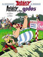 asterix 03: asterix y los godos albert uderzo rene goscinny 9788469602508