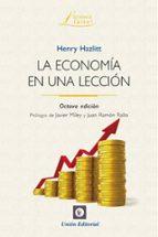 economía en una lección-henry hazlitt-9788472097308