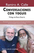 conversaciones con yoguis ramiro a. calle 9788472457508