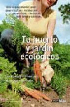 tu huerto y jardin ecologicos-teodoro gomez-9788475564708