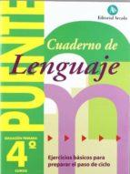 lenguaje                ( educación primaria 4º ) 9788478873708