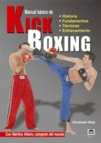manual basico de kick boxing-christoper delp-9788479028008