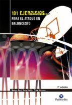 101 ejercicios para el ataque de baloncesto-george karl-terry stotts-9788480196208