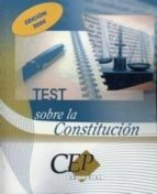 test sobre la constitucion 9788482995908