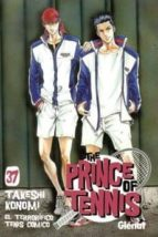 the prince of tennis nº 37 takeshi konomi 9788483572108