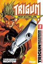 trigun  maximun nº 1: deep space planet future gun action!!-yasuhiro nightow-9788484496908