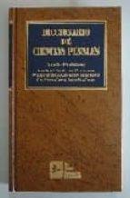 diccionario de ciencias penales: (criminologia, derecho penal, de recho penitenciario y derecho procesal) 9788489493308
