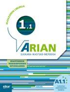 arian a1.1 ikaslearen liburua cd erantzunak 9788490271308