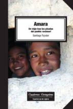 amara. un viaje tras las pisadas del pueblo rarámuri (ebook)-santiago tejedor calvo-9788490299708