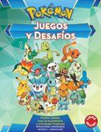juegos y desafíos (pokémon) 9788490438008