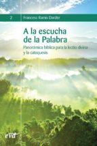 a la escucha de la palabra (ebook)-francesc ramis darder-9788490733608