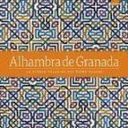alhambra de granada (ed. deluxe) 9788491030508