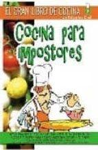 cocina para impostores (9ª ed.) 9788493605308