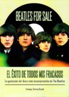 beatles for sale-enrique torras bosch-9788494749308