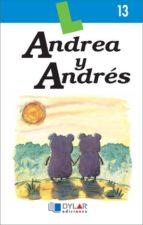 andrea y andres lectura 13 dylar (libro)-9788495280008