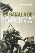 la batalla de iwo jima derrick wright 9788496364608