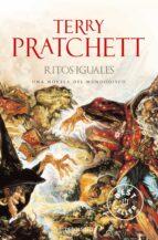 ritos iguales (mundodisco 3 / las brujas 1) terry pratchett 9788497930208