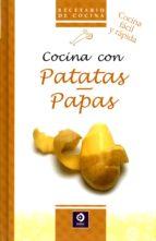 cocina con patatas 9788497943208