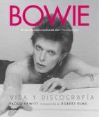 david bowie: vida y discografia-paolo hewitt-robert elms-9788498019308