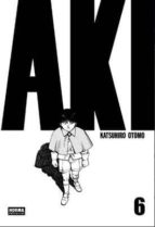 akira nº 6 (3ª ed.) katsuhiro otomo 9788498144208