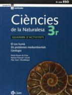 El libro de Quadern activitats ciencies naturalesa 3r eso autor VV.AA. TXT!