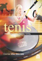preparación física en el tenis, la carlos vila gomez 9788499104508