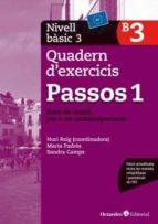 passos 1 bàsic quadern 3 2017 (b3) nuria roig 9788499219608
