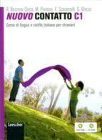 nuovo contatto c1 (libro + cd + dvd)-rosella bozzone costa-m. piantoni-9788858303108