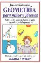 El libro de Geometria para niños y jovenes autor JANICE VANCLEAVE EPUB!