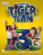 tiger 3º primary pupil´s book (n/e) 9780230476318