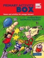 primary activity box copymasters: games and activities for younge r learners-caroline nixon-michael tomlinson-9780521779418