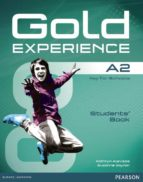 gold experience a2 students  book with dvdrom (examenes) 9781447961918