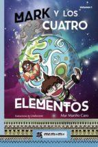 mark y los cuatro elementos (ebook) 9781524310318