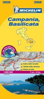 campania (mapas