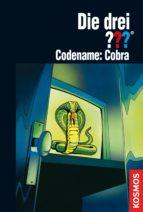 die drei ???, codename: cobra (drei fragezeichen) (ebook)-9783440128718