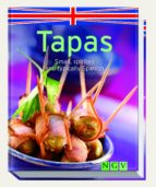 tapas (minilibros de cocina) (ingles): small, spirited and typically spanish-9783625005018