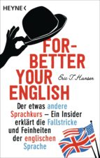 forbetter your english (ebook)-eric t. hansen-9783641215118