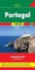 portugal, mapa de carreteras (1:500000) (freytag & berndt) 9783707900118