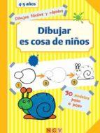 dibujar es cosa de niños (dibujo paso a paso) 9783862338818