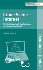 crime scene internet (ebook)-michael rohrlich-9783868026818