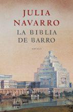 la biblia de barro-julia navarro-9788401335518