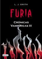 furia (cronicas vampiricas 3)-l.j. smith-9788408084518