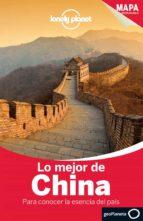 lo mejor de china ( 2ª ed. lonely planet 2013) 9788408119418