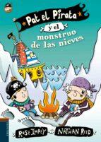 pat el pirata y el monstruo de las nieves (letra ligada) rose impey 9788414000618