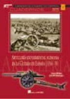 El libro de Artilleria experimental alemana en la guerra de españa (1936-39) autor LUCAS MOLINA TXT!