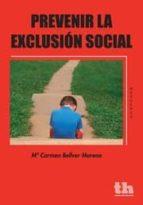 Descargar libros gratis de eBay Prevenir la exclusión social