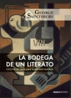 la bodega de un literato george saintsbury 9788416160518