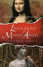 leonardo y miguel ángel (ebook)-stephanie storey-9788416331918