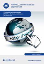 publicación de páginas web. ifcd0110 (ebook)-salwa atassi gonzalez-9788416351718