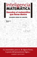 inteligencia matematica-eduardo saenz de cabezon-9788416620418